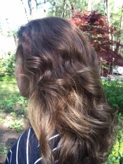 Long Layer Beachy Waves